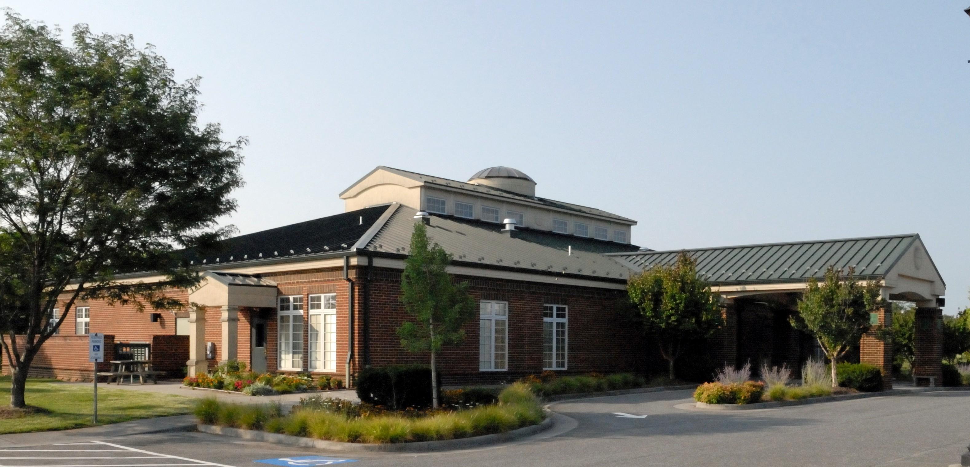 Image of Moneta Library