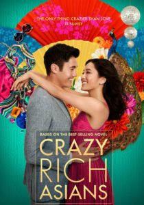 Saturday Matinee: Crazy Rich Asians @ Bedford Central Library
