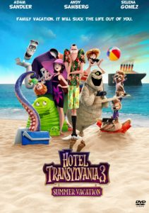 Family Movie Night: Hotel Transylvania 3 @ Moneta/SML Library